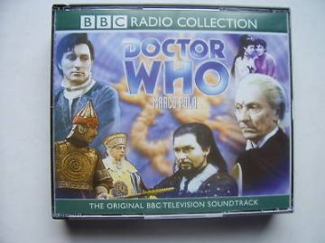 Doctor Who Marco Polo CD Audio Soundtrack